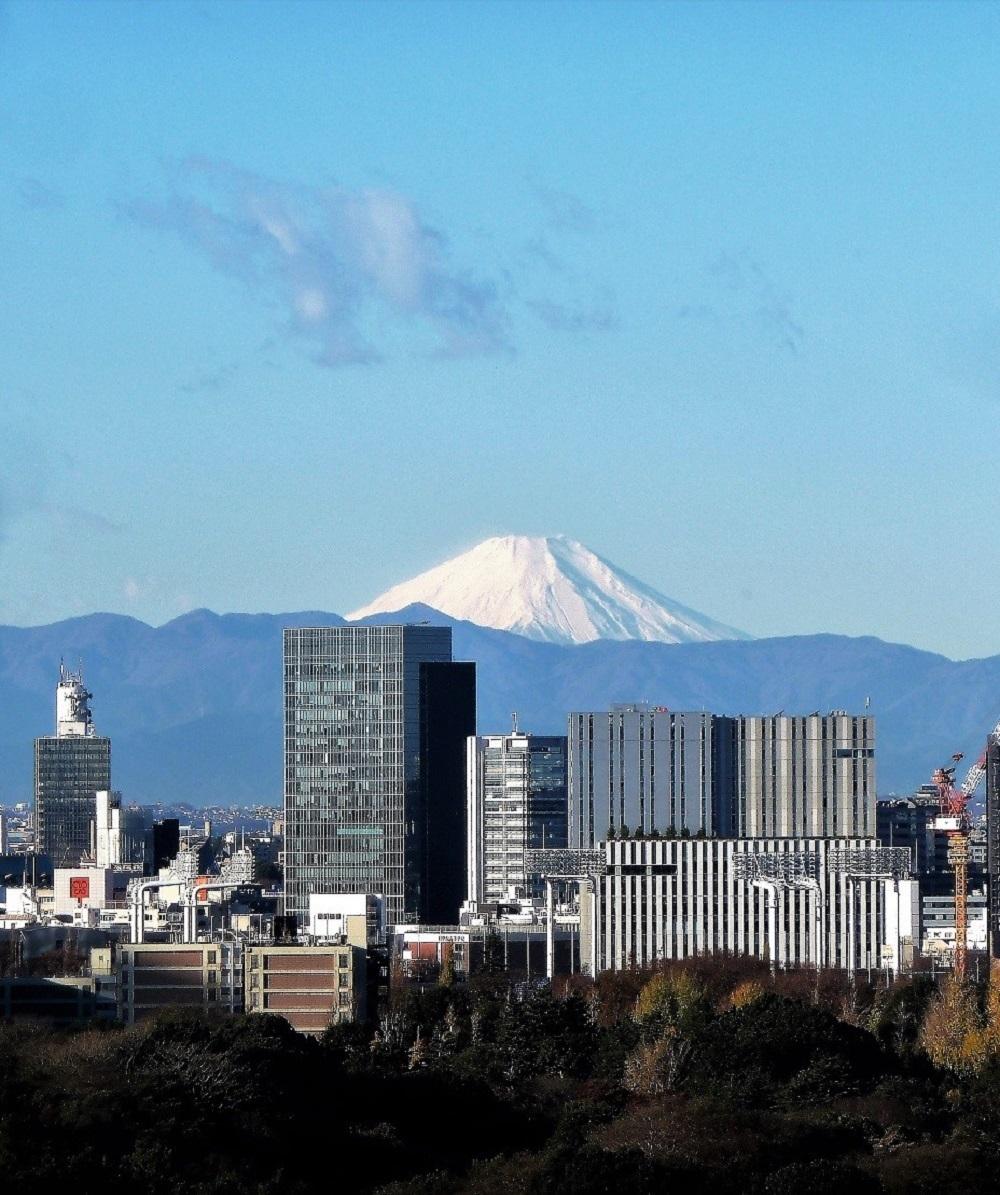 ニューオータニから見る富士山.jpg