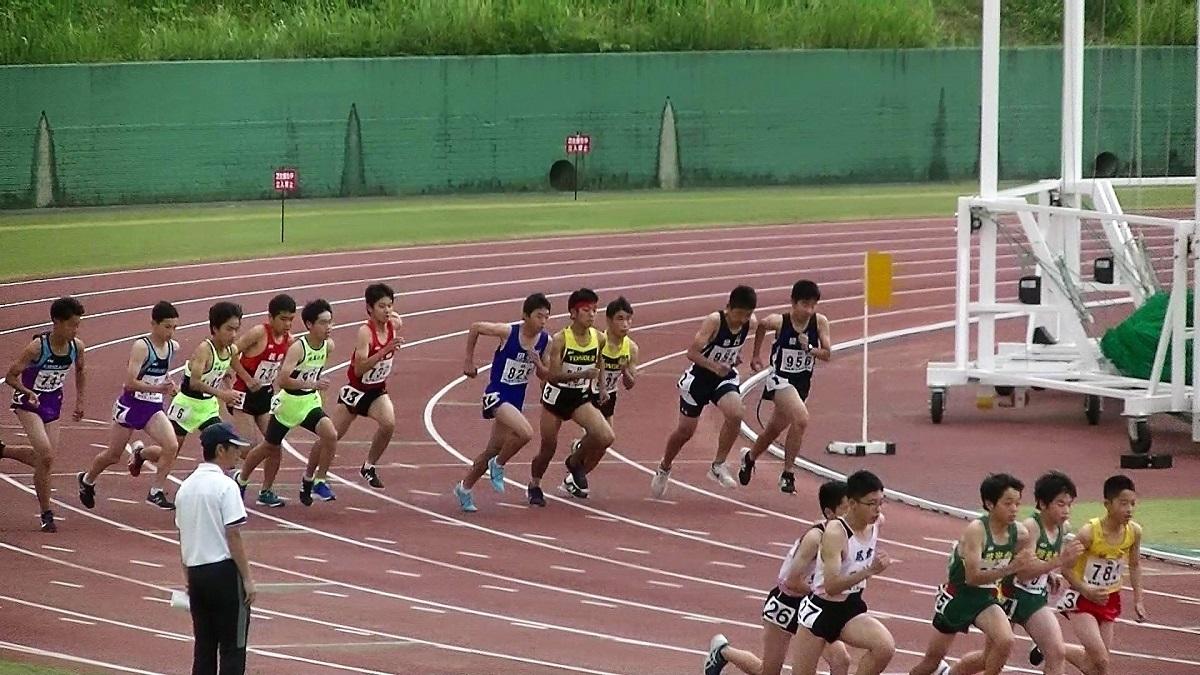 北九州市中学校陸上競技大会各区大会.jpg
