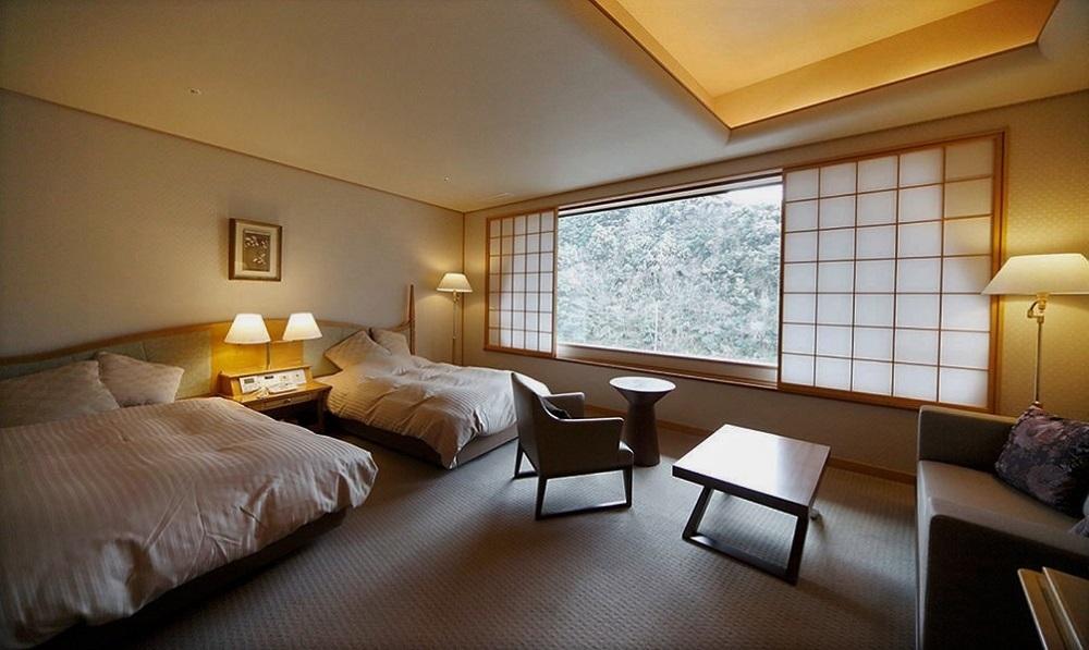 大谷山荘ツインベッド.jpg