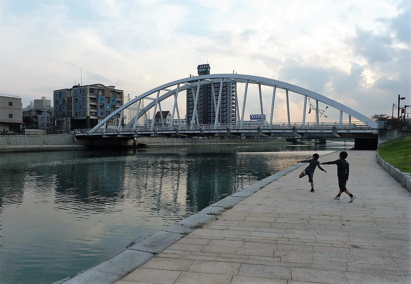 小倉 紫川橋.jpg