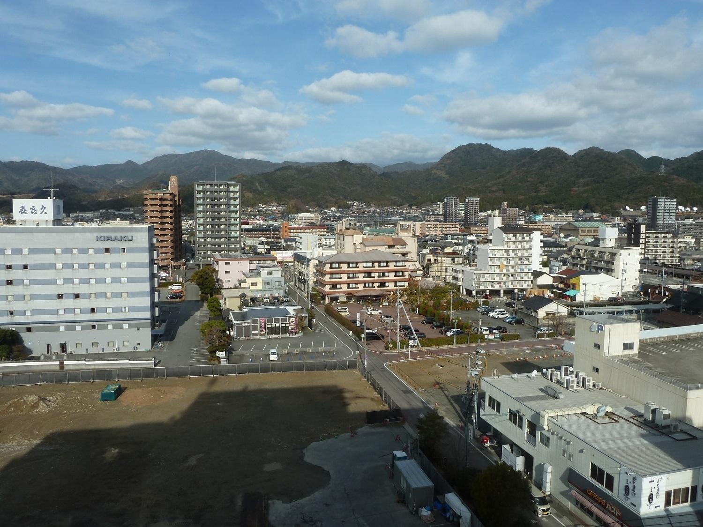 湯田温泉の町並み �T.JPG