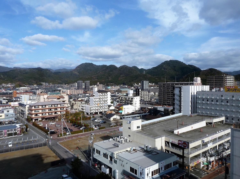 湯田温泉の町並み �V.JPG