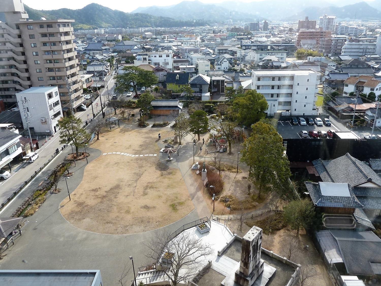 湯田温泉の町並み �W.JPG