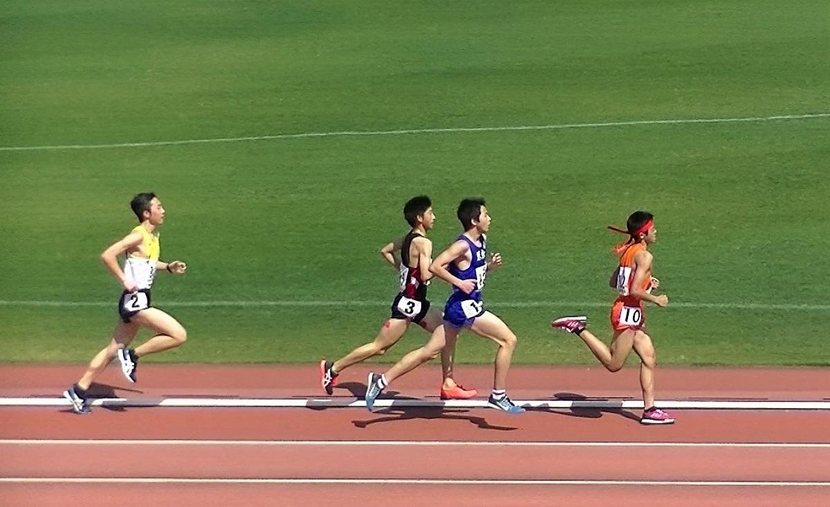 福岡県春季記録会3000m.jpg