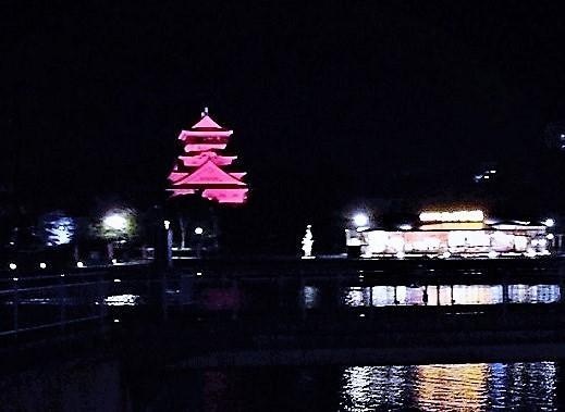 赤い小倉城.jpg